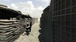 ArmA 2 - [Tour] Desert Storm - Last Man Standing - Scarf is getting crazy
