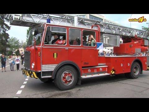 Internationale Feuerwehr-Sternfahrt 2015