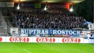 vfb stuttgart ii v fc hansa rostock 25 09 2012 support video saison 12 13