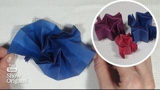 Оригами флешер - антидепрессант из бумаги
