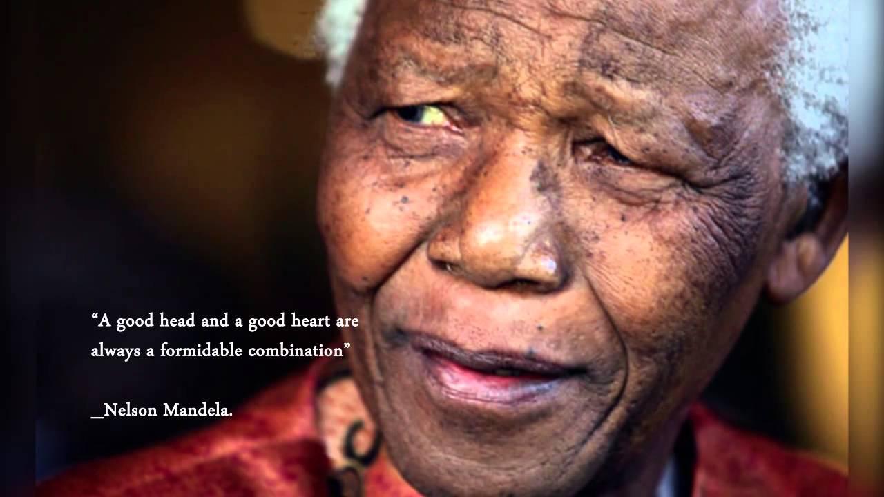 Nelson Mandela Quote No 1 Youtube