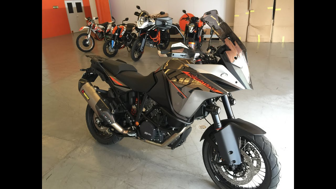 test drive ktm 1190 adventure std r com coment rios klaus 990 smr ktm 990 smr youtube. Black Bedroom Furniture Sets. Home Design Ideas