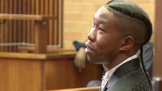 Nelson Mandela's grandson Mbuso Mandela appears in court