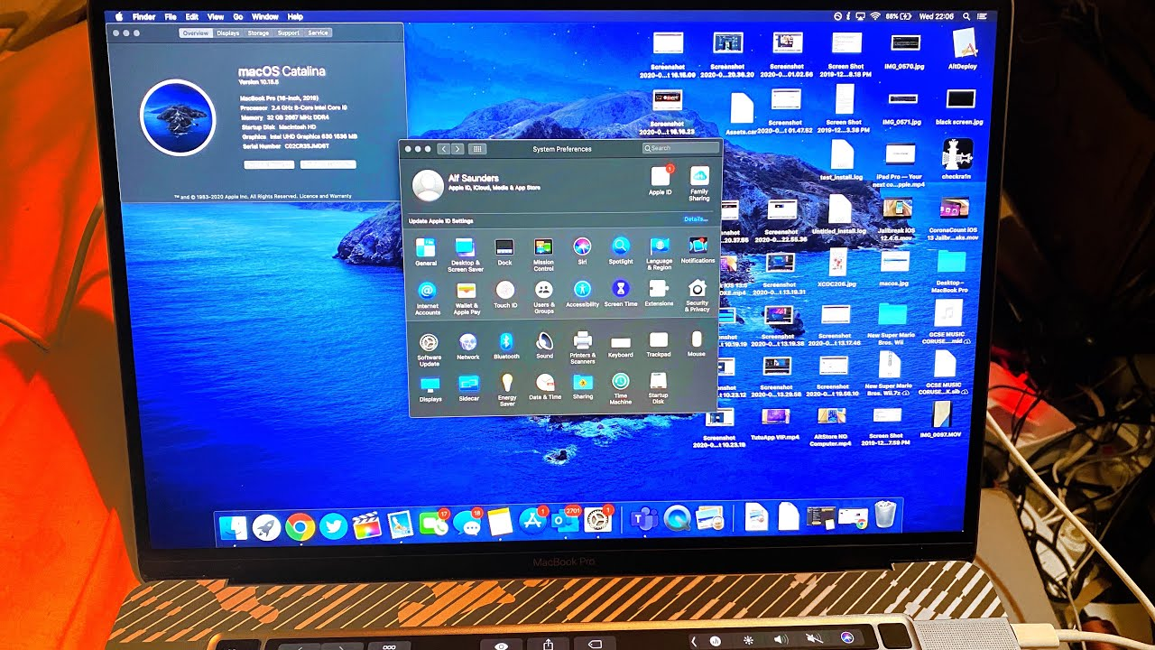 How To Factory Reset Macbook Pro Air On Macos Catalina 2020 Youtube
