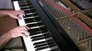 Chopin: Prelude in B Minor, op. 28 no. 6 | Cory Hall, pianist-composer