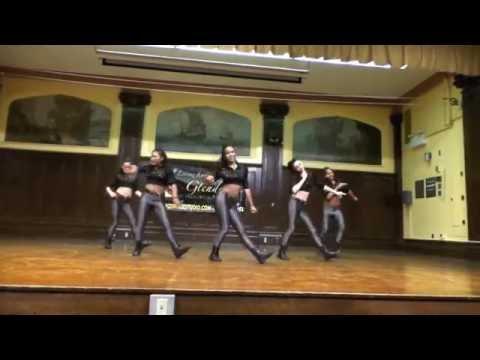 Las Divas Latinas  - Lorenz Latin Dance Studio Corona - 2nd Annual Recital
