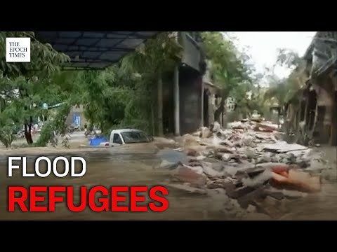 The Misery of Flood Victims Has Just Begun | China | Epoch News from YouTube · Duration:  2 minutes 19 seconds
