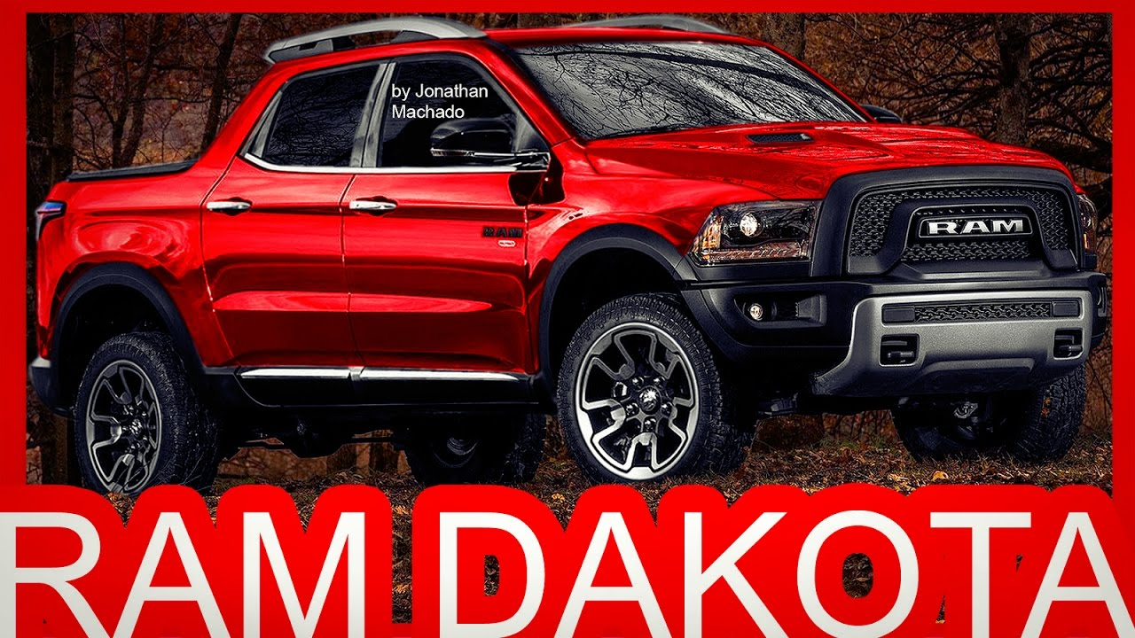 PHOTOSHOP New 2018 Ram Dakota @ Fiat Toro MX-Spec # ...