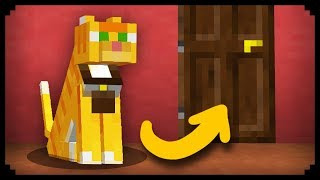 ✔ Minecraft: How to make a Working Guard Cat