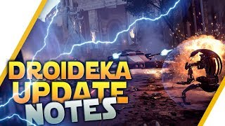 UPDATE DETAILS: Hero Health Card Changes, Droidekas & Much More - Battlefront 2