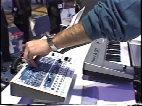 Roland SH-32 Promo Vid 2002