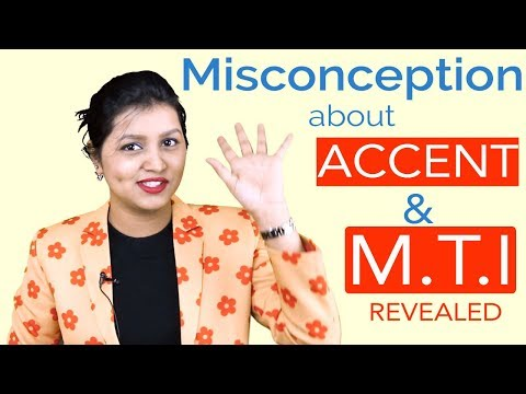 How to Get Rid of Your MTI | Tips to Improve Your English Pronunciation