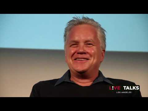 Tim Robbins in conversation with Marc Maron at Live Talks Los Angeles