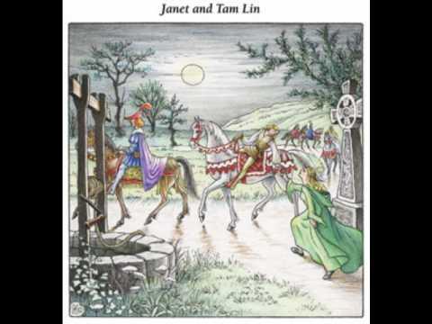 Tam Lin Broadside Electric (child 39)
