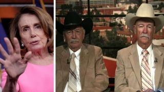 Ranchers living on the border fire back at Nancy Pelosi thumbnail
