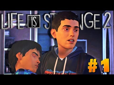THIS BULLY ABOUT TO CATCH THESE HANDS | Life Is Strange 2 #1 thumbnail