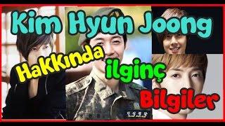 Kim Hyun Joong Hakkında - İlginç Bilgiler (Kore Bilgi)