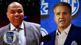 Charles Barkley on Jordan, the NBA, and COVID-19 | Coffee With Cal