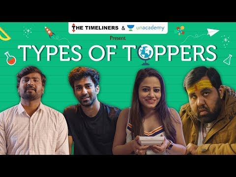 Types Of Toppers | The Timeliners