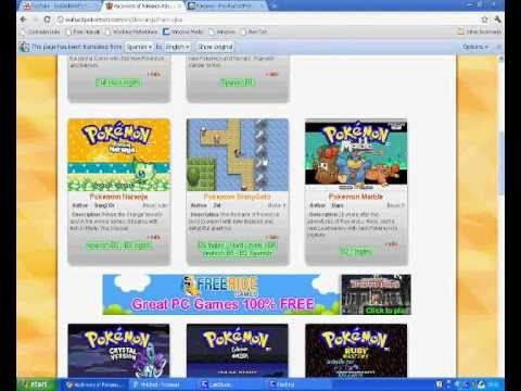 Pokemon light platinum ips download