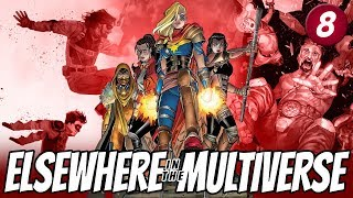 Elsewhere in the Multiverse #8: We Could Drop the K to Be Hip (Comic Book Podcast)