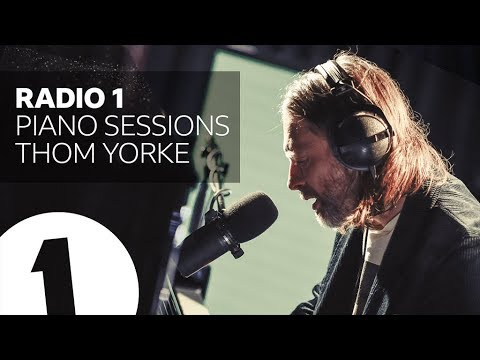 Thom Yorke - Suspirium - Radio 1 Piano Sessions