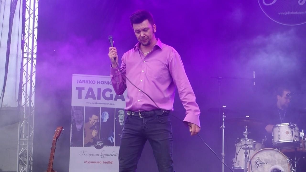 Jarkko Honkanen Ja Taiga