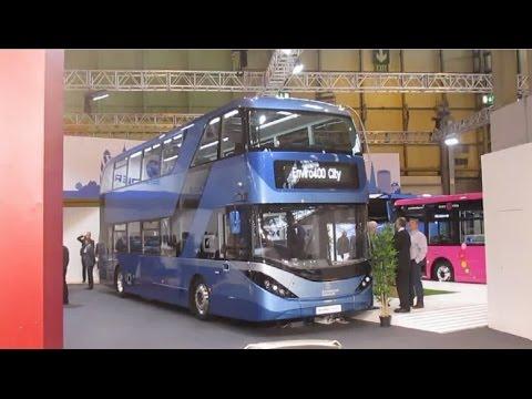 Euro Bus Expo 2016  - Bus & Coach Show Birmingham NEC