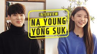[Showbiz Korea] Yong-suk(용석, CROSS GENE) & Na-young(나영, gugu…