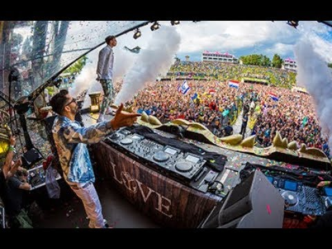 Tomorrowland Belgium 2017 | Yellow Claw