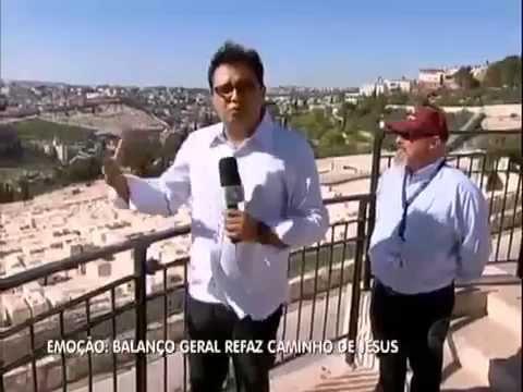 Os Caminhos de Jesus na Terra Santa - Geraldo Luís