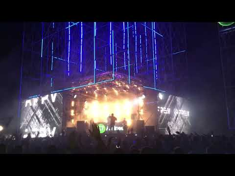 Netsky afp 2018 bass stage tequila Limonada Ft.A.CHAL new track 11.08.2018