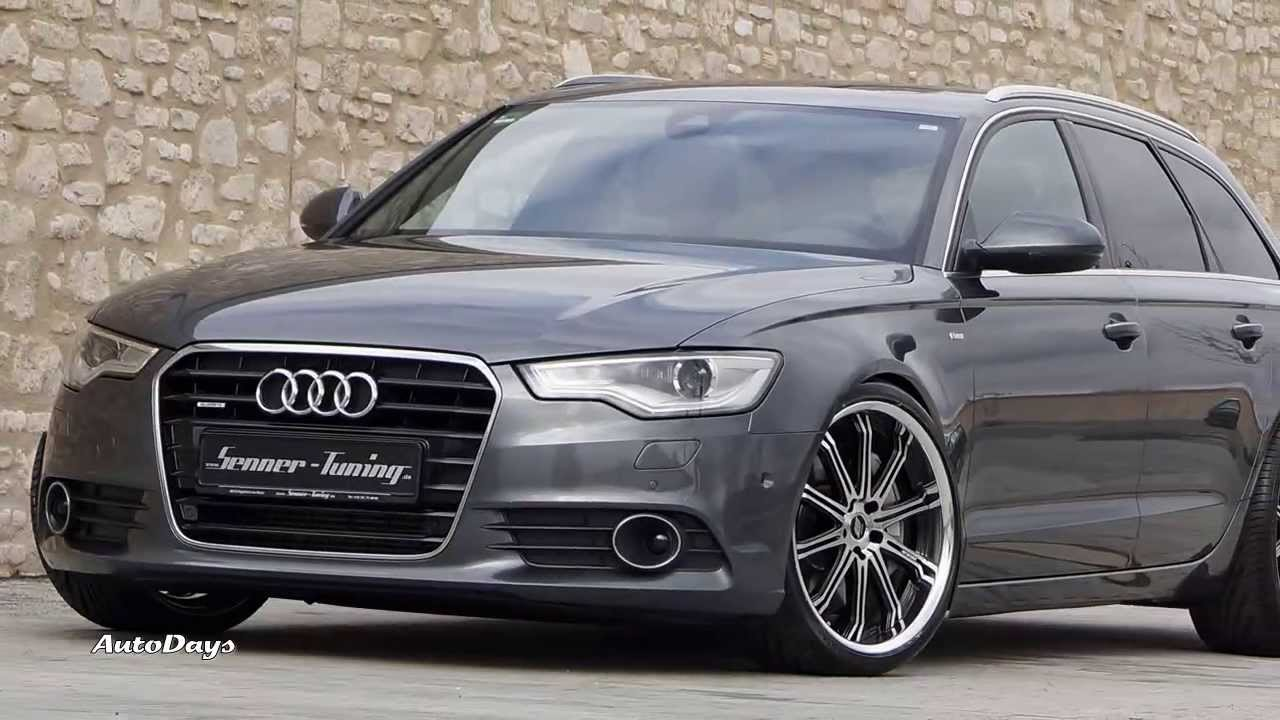 2013 audi a6 4g by senner tuning youtube. Black Bedroom Furniture Sets. Home Design Ideas
