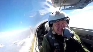 Порошенко на самолёте ВЗОРВАЛСЯ Миг-29
