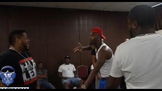 **EXCLUSIVE** HITMAN, CHARLIE CLIPS AND MOOK WILDIN OUT