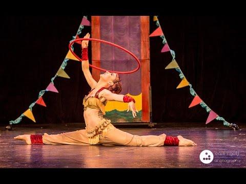 Orientalis: Acrobatic Hoop (Act 1, Dance 7)