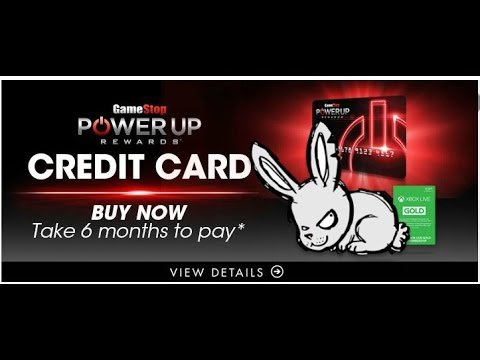 Gamestop Credit Card Is Live Youtube