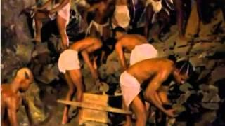 Aleijadinho - Trecho do escravos na mineração e o castigo no pelourinho