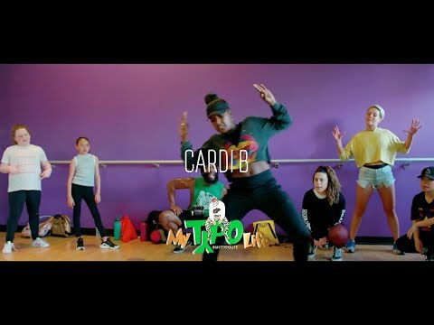 Cardi B - I Do feat. SZA (Choreography)