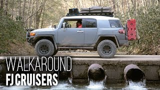 Built 4 Adventure - Walkaround: FJ Cruiser