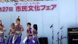 2012年4月8日 所沢市民フェスティバルにて.