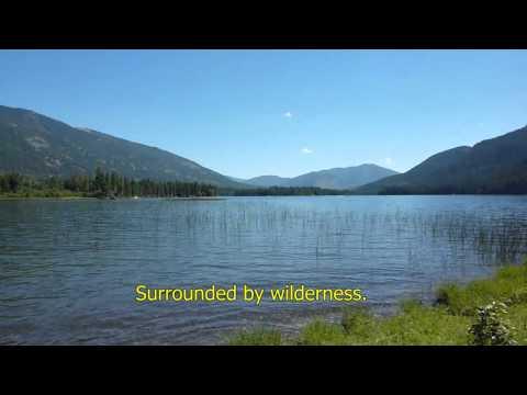 Bull Lake Montana - Kootenai River Outfitters