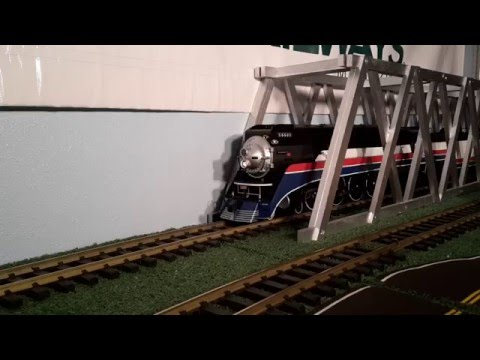 MTH G Scale American Freedom Train/ Imagination Station Kids On Track