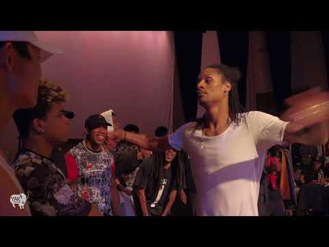 Les Twins NYC Workshop & Afterparty ft. Reggie, Rubix, King Havoc, and The Beatbox House | YAKfilms