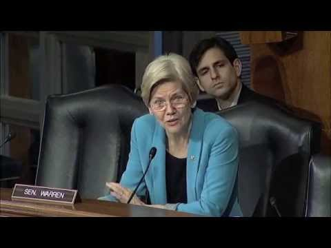 Sen. Elizabeth Warren Highlights New England Pension Assistance Project