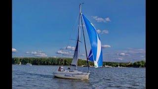 Обучение яхтсменов в Морском Парусном клубе