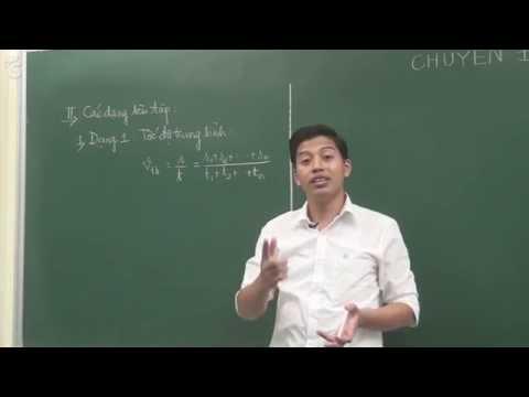 Chuyển động thẳng đều - Vật lý 10 - Thầy Phạm Quốc Toản