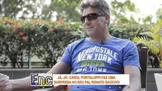 Encrenca: Renato Gaúcho proíbe a filha de namorar jogador - 'conheço bem'