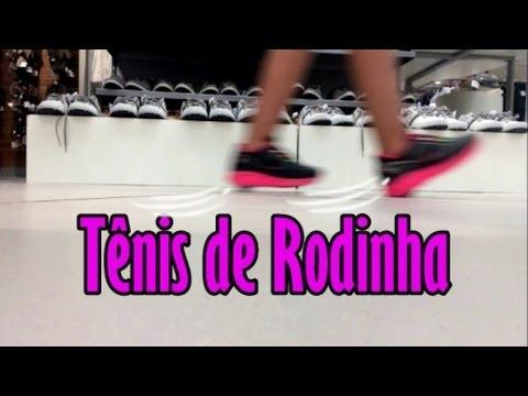 Tênis de Rodinha no Shopping - Vlog - Comprinhas no Shopping - Isabela Vaidosa