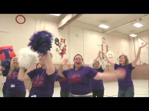 Glendale Elementary School PBIS Respect Kickoff